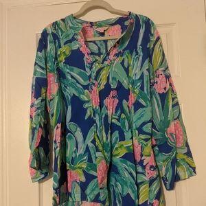 NWOT Lilly Pulitzer  Sarasota Tunic XL